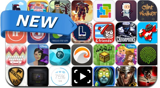 Newly Released iPhone & iPad Apps - March 6, 2015