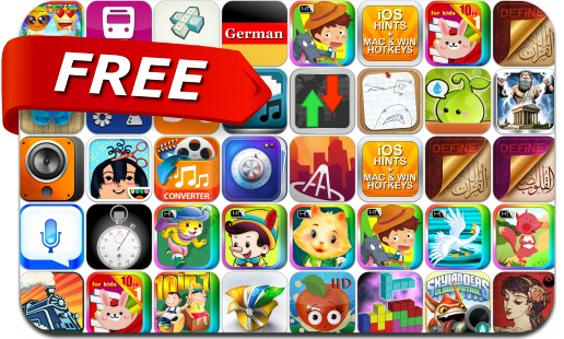 iPhone & iPad Apps Gone Free - June 13