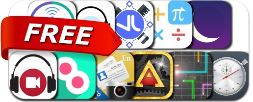 iPhone & iPad Apps Gone Free - July 11, 2018