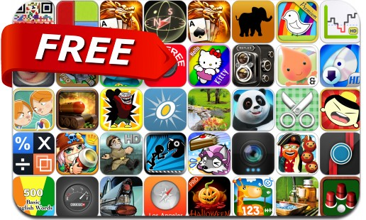 iPhone & iPad Apps Gone Free - May 4