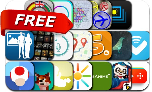 iPhone & iPad Apps Gone Free - July 20, 2018
