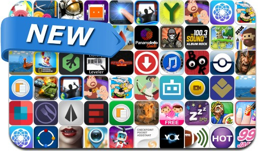 Newly Released iPhone & iPad Apps - July 26