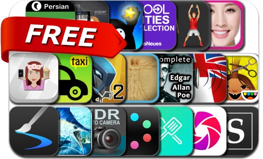 iPhone & iPad Apps Gone Free - March 6, 2015