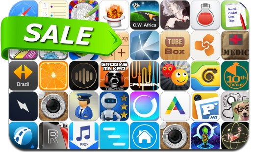 iPhone & iPad App Price Drops - December 16