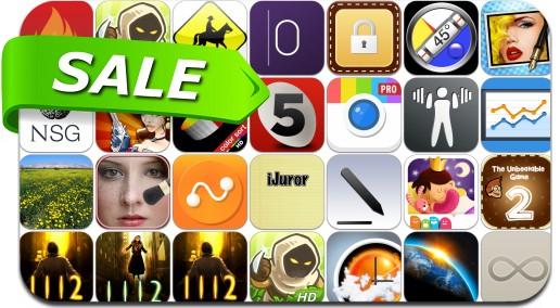 iPhone & iPad App Price Drops - April 18, 2015