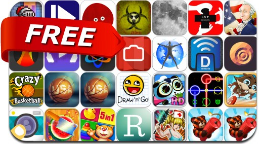 iPhone & iPad Apps Gone Free - June 11, 2014