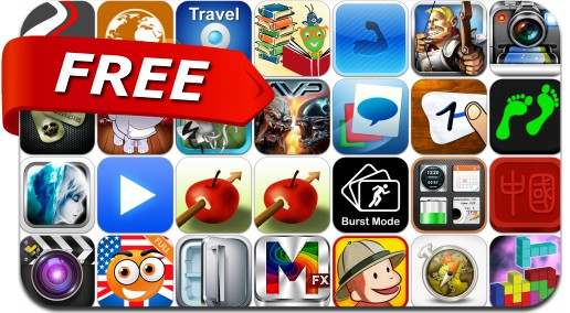 iPhone & iPad Apps Gone Free - November 13