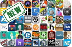 Newly Released iPhone and iPad Apps - October 1