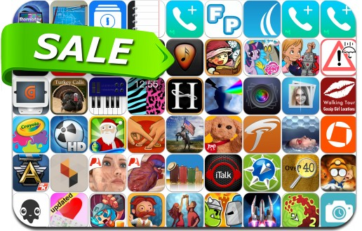 iPhone & iPad App Price Drops - December 24, 2014