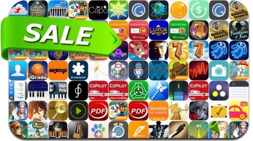 iPhone & iPad App Price Drops - December 23, 2015