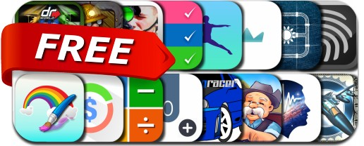 iPhone & iPad Apps Gone Free - December 16, 2016