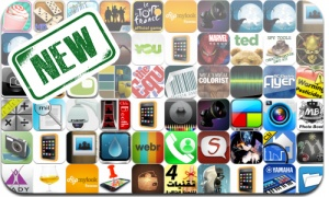 Newly Released iPhone and iPad Apps - July 1