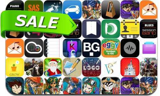 iPhone & iPad App Price Drops - December 27, 2016