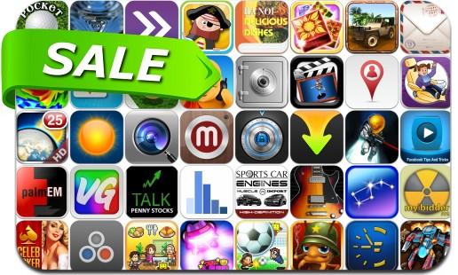 iPhone & iPad App Price Drops - April 16