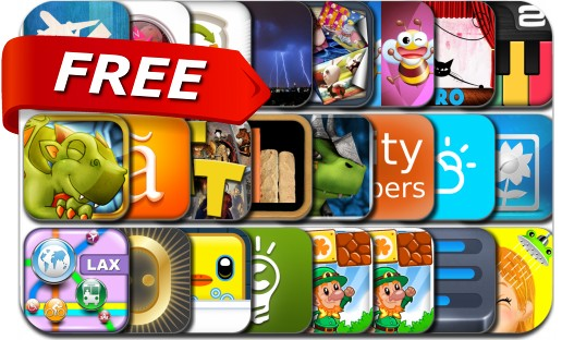 iPhone & iPad Apps Gone Free - July 30