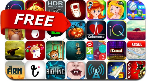 iPhone & iPad Apps Gone Free - October 28, 2014