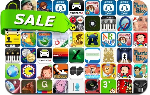 iPhone & iPad App Price Drops - July 18, 2014