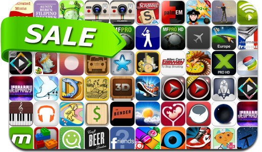 iPhone & iPad App Price Drops - May 4