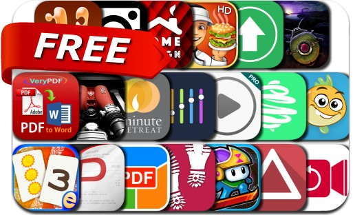 iPhone & iPad Apps Gone Free - August 12, 2015