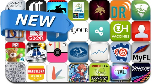 Newly Released iPhone & iPad Apps - September 4