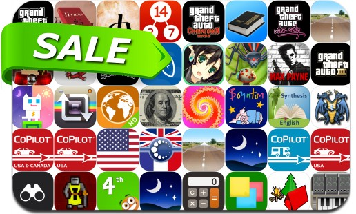 iPhone & iPad App Price Drops - June 17, 2016