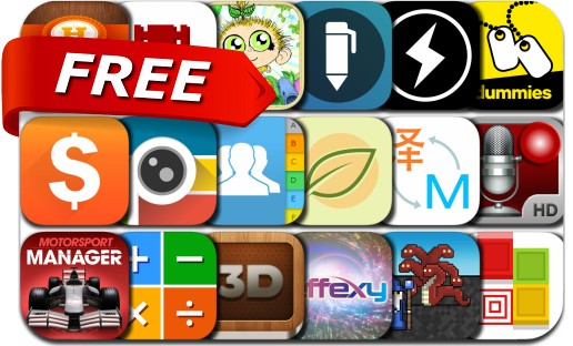 iPhone & iPad Apps Gone Free - February 15, 2017