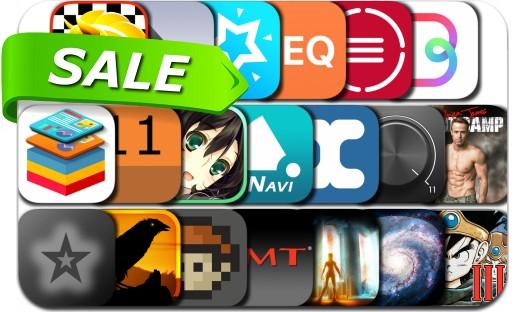 iPhone & iPad App Price Drops - October 24, 2016