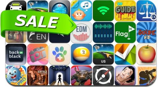 iPhone & iPad App Price Drops - January 26