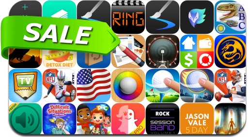 iPhone & iPad App Price Drops - September 13, 2015