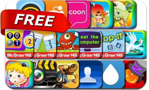 iPhone & iPad Apps Gone Free - July 28, 2014