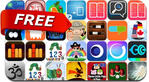 iPhone & iPad Apps Gone Free - February 1, 2014