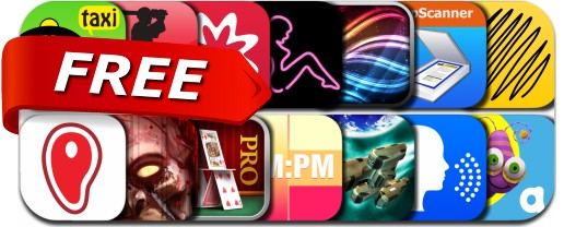 iPhone & iPad Apps Gone Free - June 10, 2015