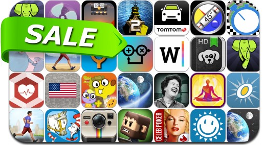iPhone & iPad App Price Drops - July 19, 2014