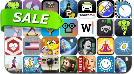 iPhone & iPad App Price Drops - July 19, 2014