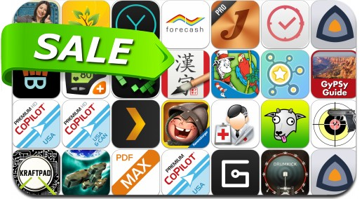 iPhone & iPad App Price Drops - July 14, 2014