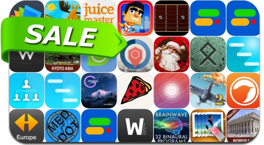 iPhone & iPad App Price Drops - December 14, 2015