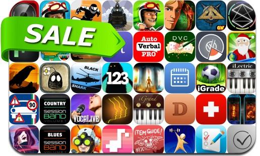 iPhone & iPad App Price Drops - December 20, 2015