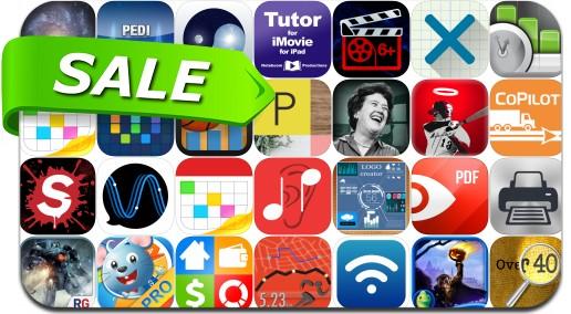 iPhone & iPad App Price Drops - September 2, 2015