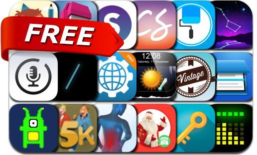 iPhone & iPad Apps Gone Free - November 22, 2016