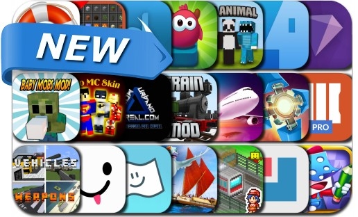 Newly Released iPhone & iPad Apps - June 12, 2016