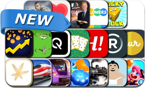 Newly Released iPhone & iPad Apps - October 10, 2015