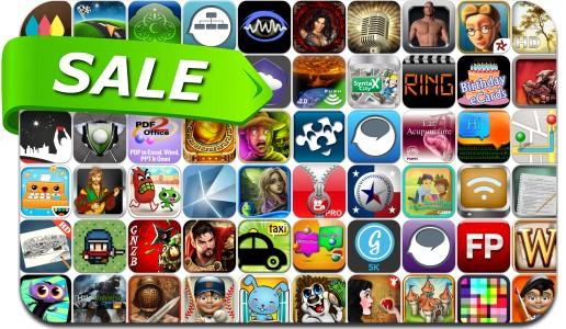 iPhone & iPad App Price Drops - May 2