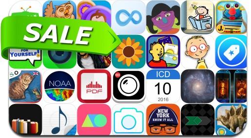 iPhone & iPad App Price Drops - April 2, 2016