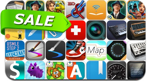 iPhone & iPad App Price Drops - March 31, 2015