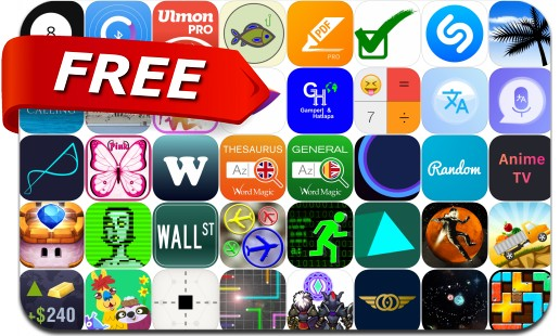 iPhone & iPad Apps Gone Free - November 29, 2019