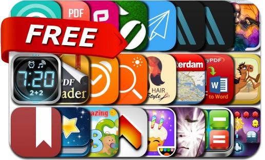 iPhone & iPad Apps Gone Free - November 12, 2015