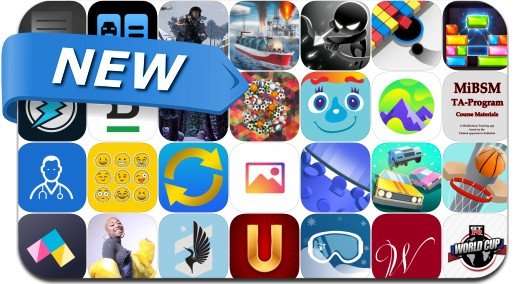 Newly Released iPhone & iPad Apps - February 4, 2019