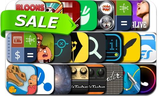iPhone & iPad App Price Drops - April 19, 2016