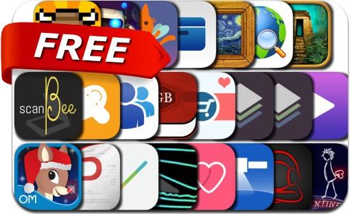 iPhone & iPad Apps Gone Free - November 19, 2015