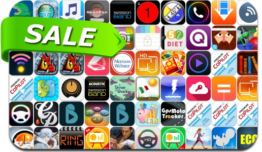 iPhone & iPad App Price Drops - April 26, 2014